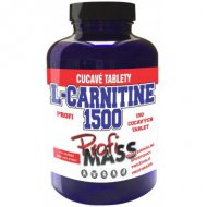 L-Carnitine 1500 - 150 cucavých tablet