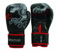 Boxerské rukavice Bruce Lee Dragon Deluxe Boxing Gloves, 14oz