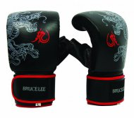 Boxerské rukavice Bruce Lee Dragon Deluxe Bag/Sparring Gloves, vel. S